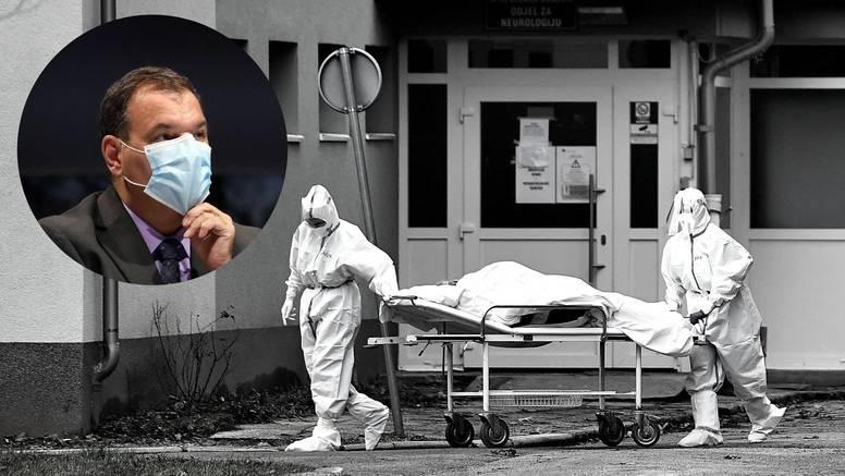 U Hrvatskoj 3272  novooboljela, od korone preminulo 68 ljudi