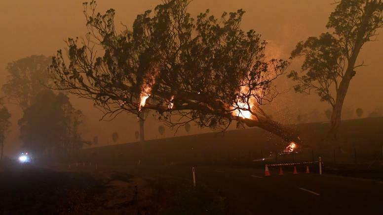 Grmljavinska oluja u Australiji: Vlasti upozoravaju na poplave