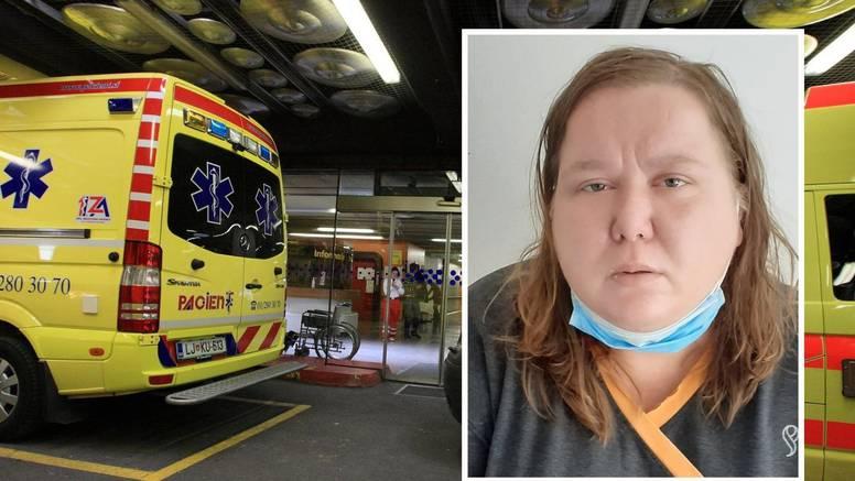 Kao slučaj Dane s Krka: Slovenci ne znaju tko je žena u bolnici. Nema papire, engleski joj je loš