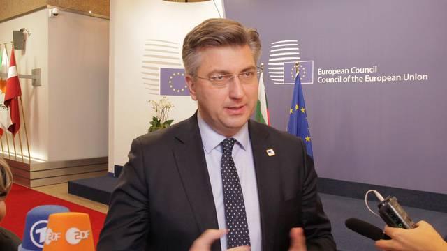 Kandidat pučana:   Plenković želi biti šef Europske komisije?