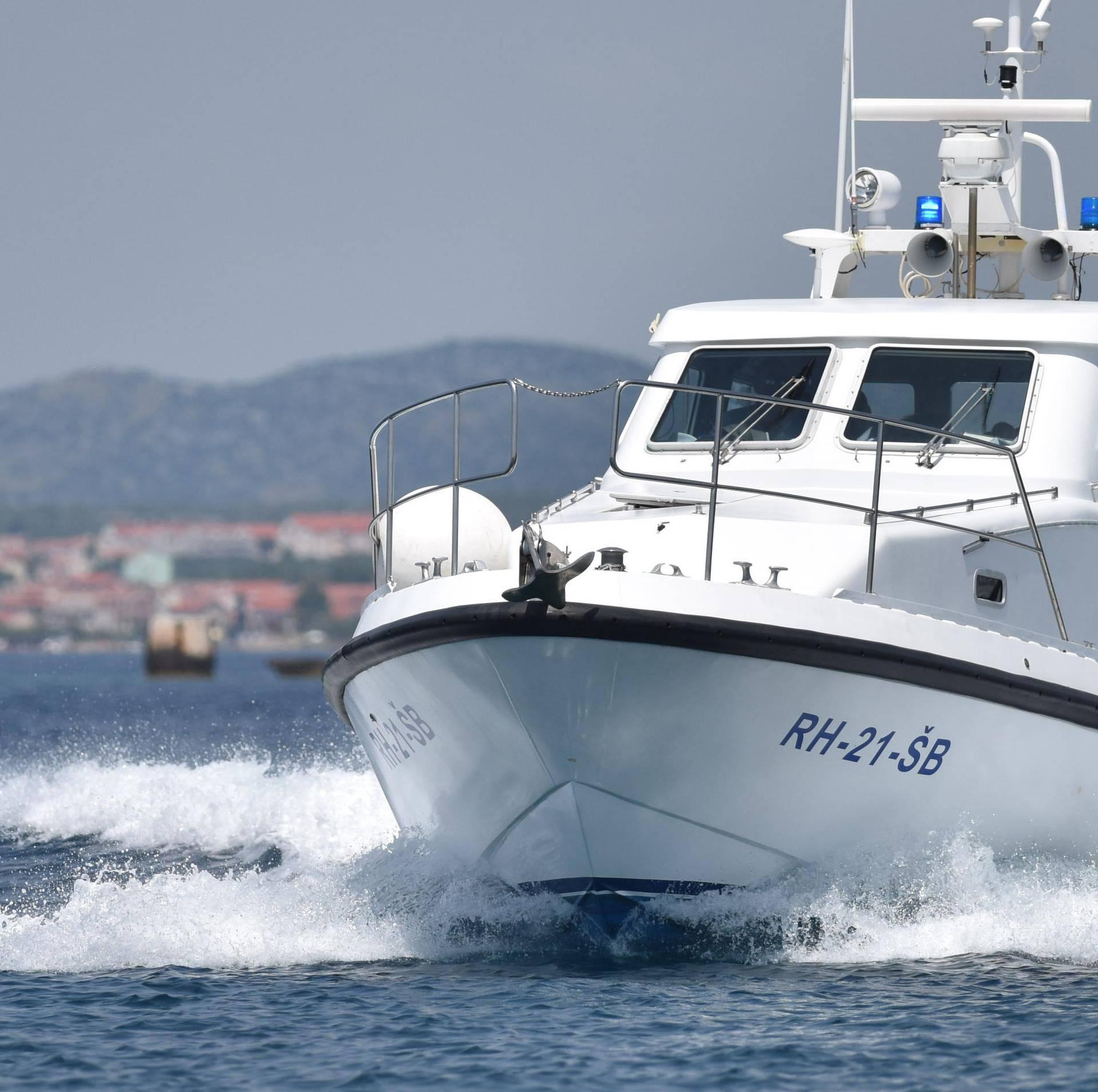 Åibenik: Ophodnja pomorske policije u Å¡ibenskom akvatoriju