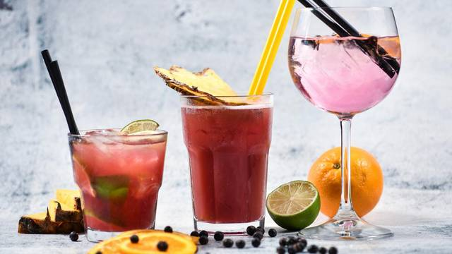 Smućkaj i uživaj: U 10 sekundi do 10 osvježavajućih koktela