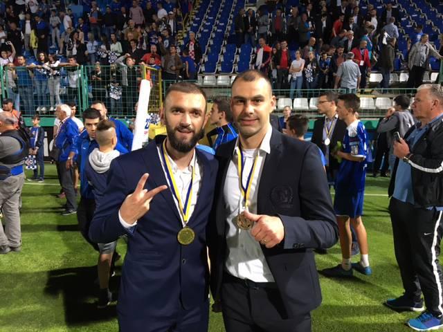 Sablić i Hrgović slave naslov prvaka: Najbolji su u Moldaviji