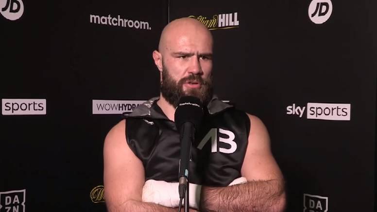 'Savage' Babić opet u ringu: Ne dolazim boksati, već uništavati