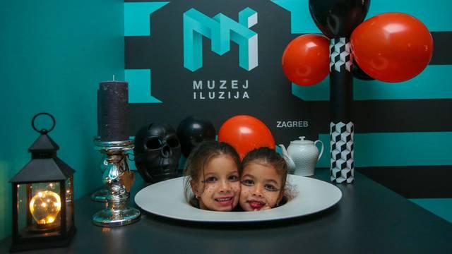 Zagreb: Halloween u Muzeju iluzija