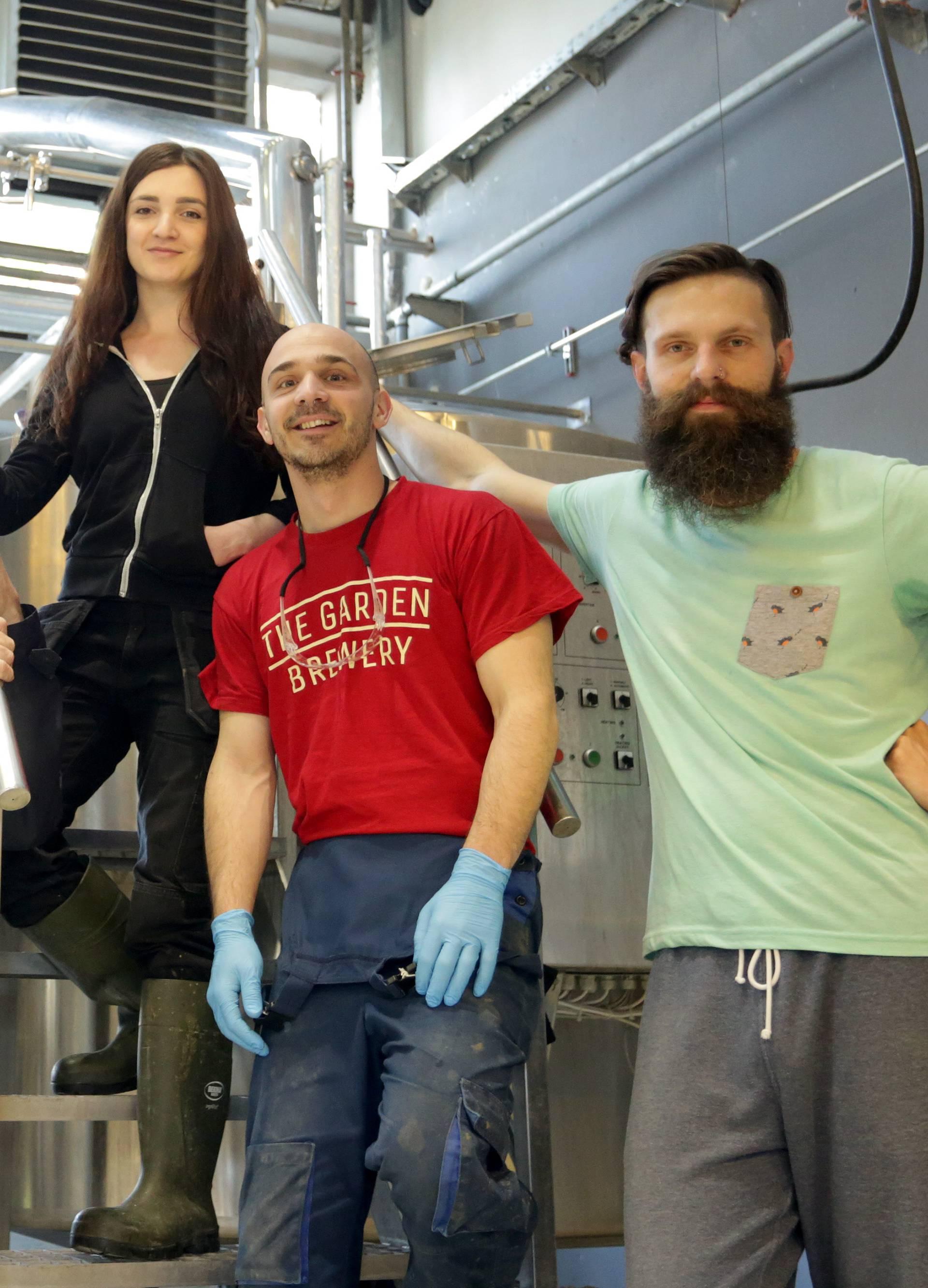 The Garden Brewery:  Istok grada u znaku ječma i hmelja