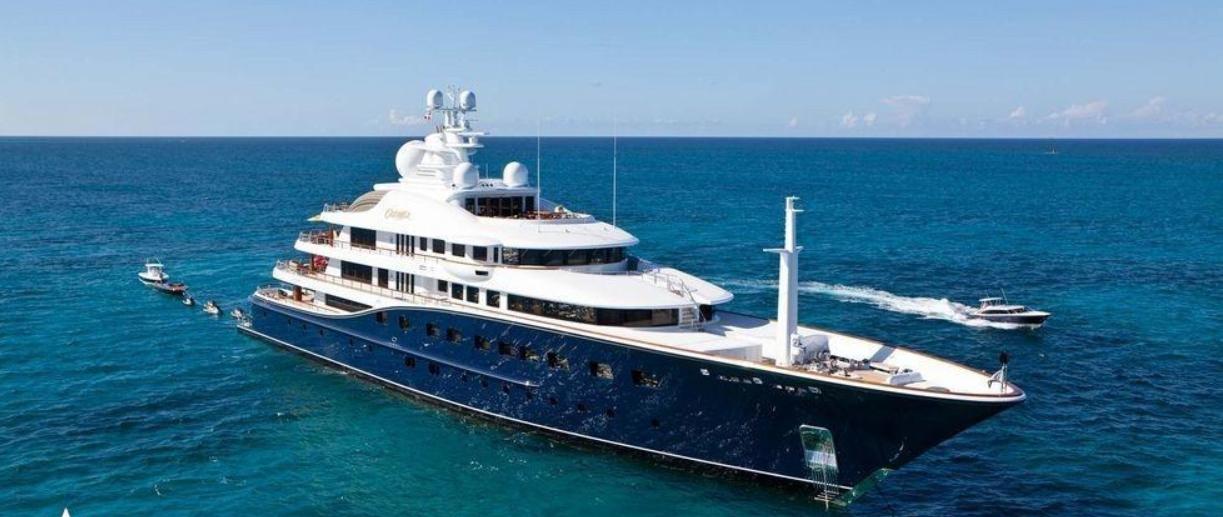 Jahta vrijedna 150 mil. dolara, a tjedni najam - 950 tisuća eura