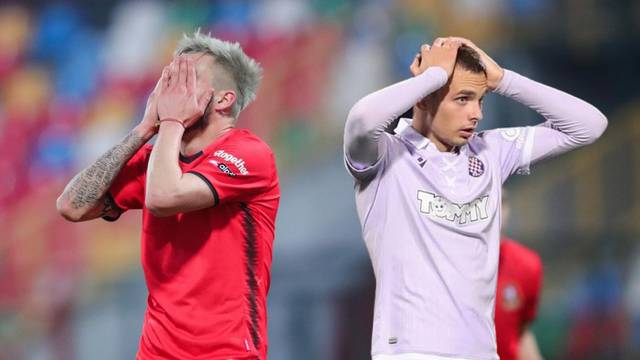 Lovrić čeka Nejašmića: On u 2. momčadi Hajduka? Bolesno. Ali dobro, možda sad dođe k nama