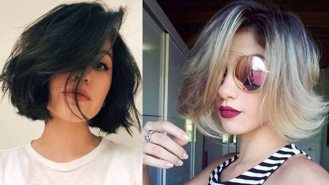 Deset frizura za vrlo tanku kosu