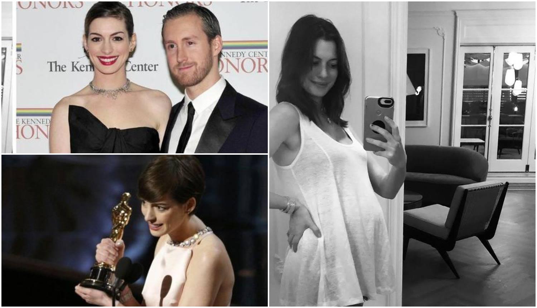 Hathaway je pokazala trbuščić: Ona i Adam čekaju drugo dijete