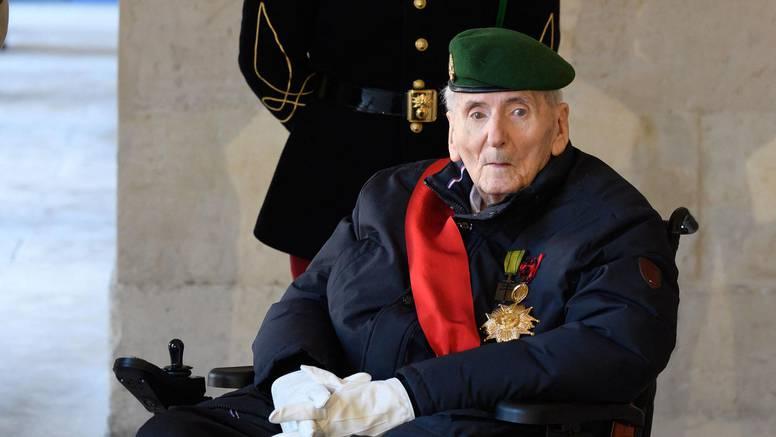 Preminuo posljednji francuski borac Drugog svjetskog rata