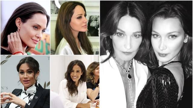 Meghan, Bella, Jolie, jeste li to vi? I one imaju svoje dvojnice