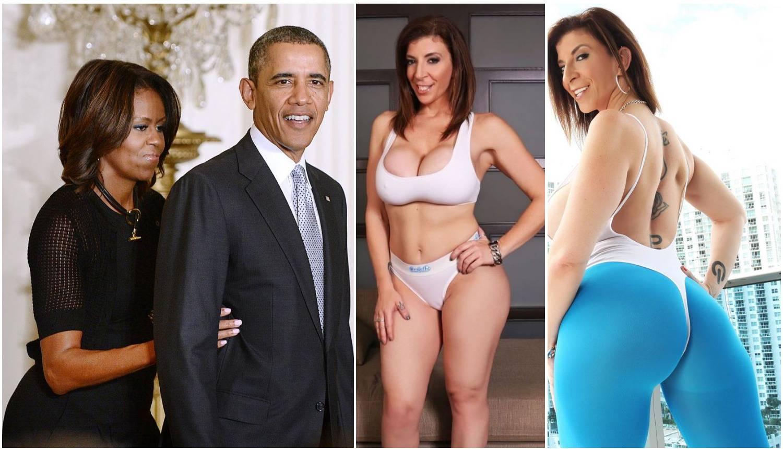 Obama zapratio pornozvijezdu na Twitteru, što kaže Michelle?