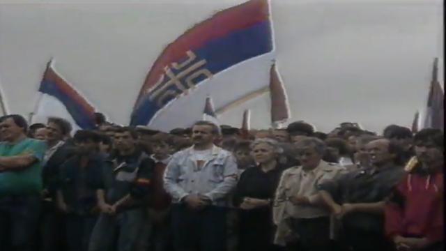 Prije 30 godina pobunjeni Srbi proglasili su tvorevinu koja im se na kraju raspala u par dana