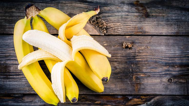 Jedite banane: One su idealna namirnica za smanjenje CO2