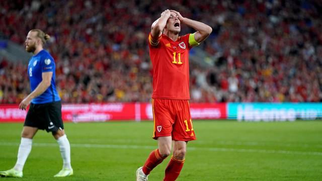 Wales v Estonia - FIFA World Cup 2022 - European Qualifying - Group E - Cardiff City Stadium