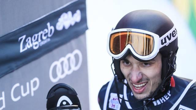 Zagreb: Druga vožnja muškog slaloma Audi FIS Svjetskog skijaškog kupa