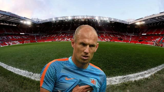 'Zašto Robben nije završio u Manchesteru? Nije volio miris'