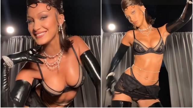 Bella zavodila u donjem rublju, gay model kaže da je sad hetero