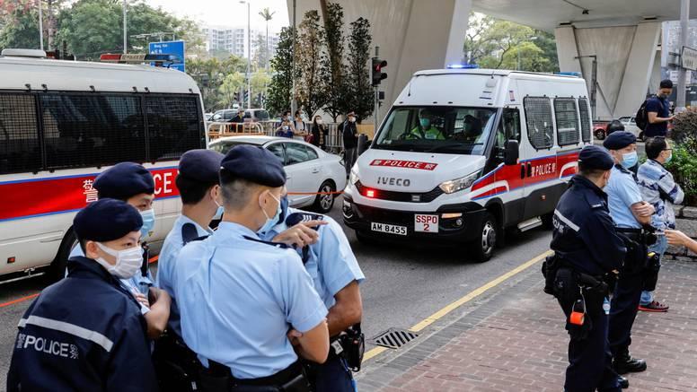 Autom se zaletio u pješake koji su prelazili ulicu i ubio pet ljudi