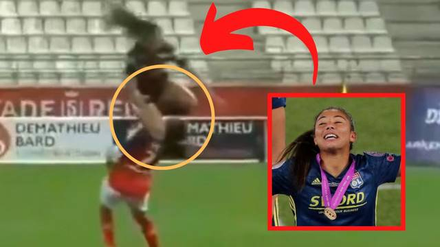 Strašan start prvakinje Europe: Zaletjela se koljenom u glavu, protivnica završila u bolnici...