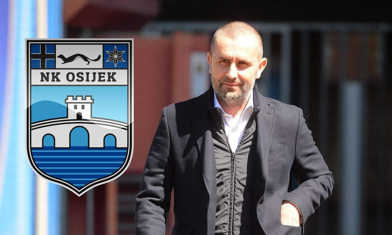 Osijek želi Bjelicu, on kaže: To je moj grad, moj klub... Zašto ne?!
