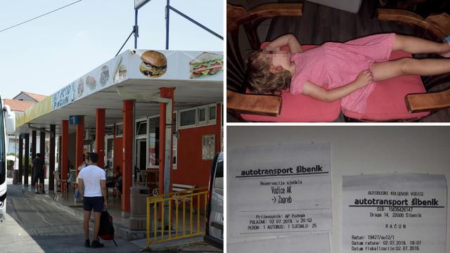 Prodali im karte za bus koji ne vozi: Obitelj zapela u Vodicama