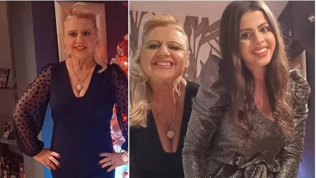 Vijoleta pokazala kći pa otkrila da je još mršavila: 50 kg manje