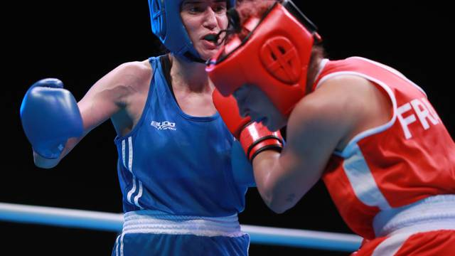 Boxing Road to Tokyo 2020 Olympic Qualifying Event - Day Two - Copper Box Arena