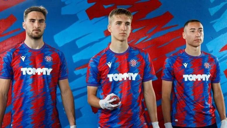 Hajduk opet oduševio: Bijeli predstavili novi gostujući dres
