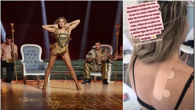 Blogerica i patnica Sonja Kovač cijelu večer kukala o bolovima