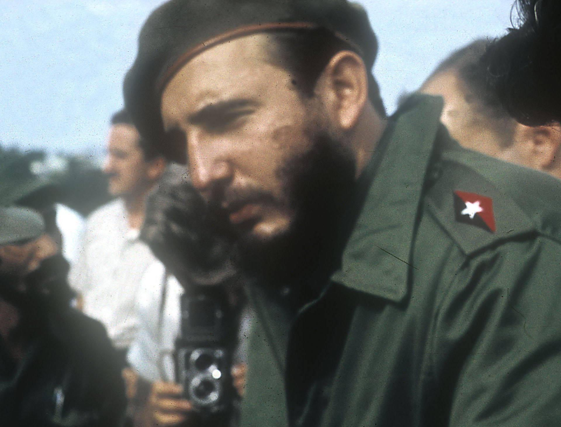 Fidel Castro / Foto 1960