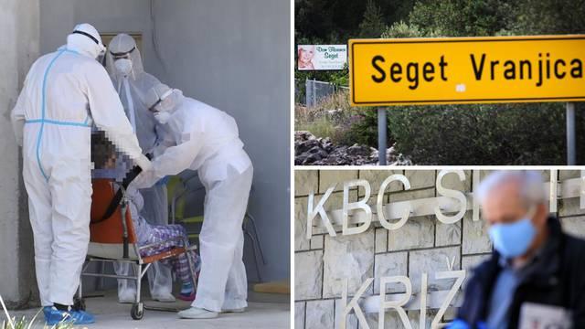 Policija istražuje slučaj KBC-a Split i zamjene identiteta žena