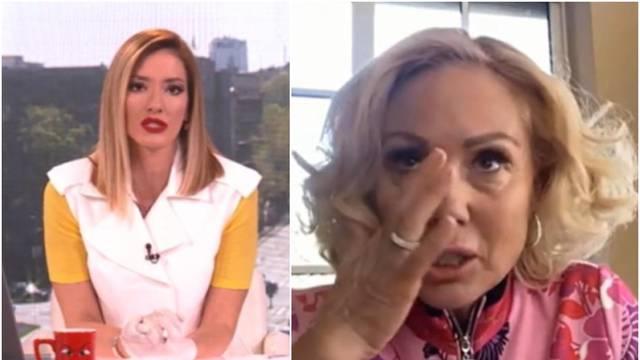 Jovana rasplakala Lepu Brenu: Pustila lažnu snimku iz Italije
