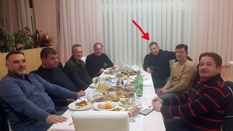 Šef Stožera u Dalmaciji kažnjen zbog večere u hotelu, s njim bio i muškarac iz samoizolacije