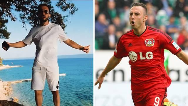 Kad Drmić zadrma: Švicarski nogometaš postao je pjevač...