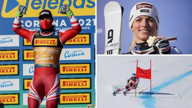 Lara Gut-Behrami i četvrti put uzastopno pobijedila na utrci