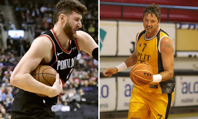 'Kukoč je legenda! Došao je u NBA ligu za vrijeme rata...'