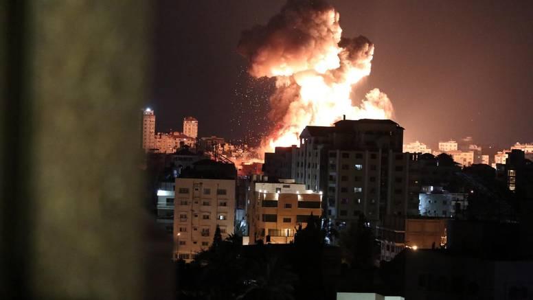 Horor se nastavlja: Uništili i cijelu stambenu zgradu u Gazi