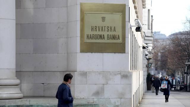 HNB: Rast kredita poduzećima za investicije se nastavlja...