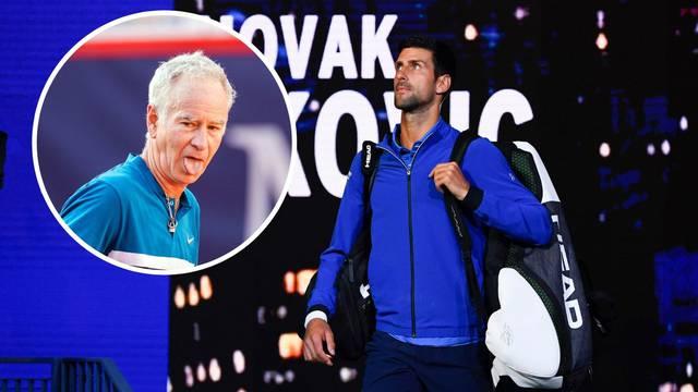'Novak ozlijeđen? Možda je pao s broda dok je bio u Hrvatskoj'