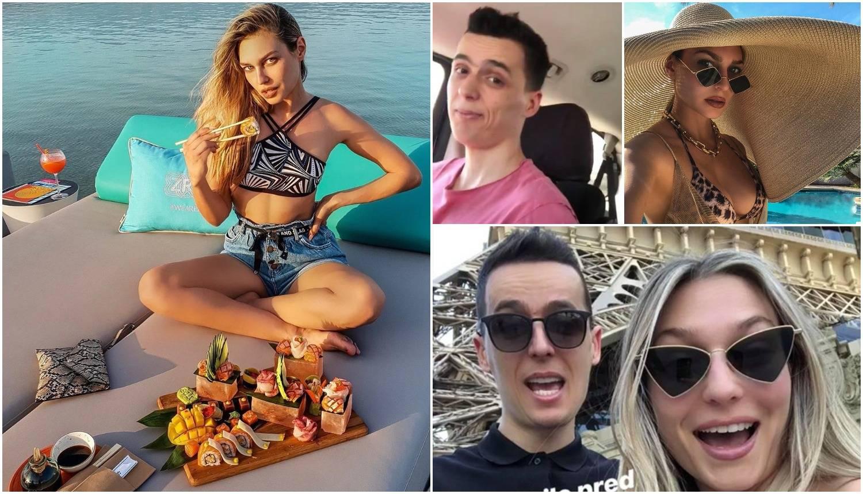 Sonja Kovač pokazala dečka: Za rođendan me vodi na Havaje