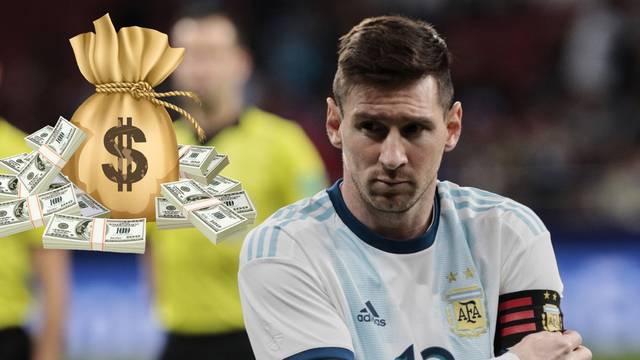Gdjessi, Messi? Leo Argentini izbio 500 000 eura iz džepa...