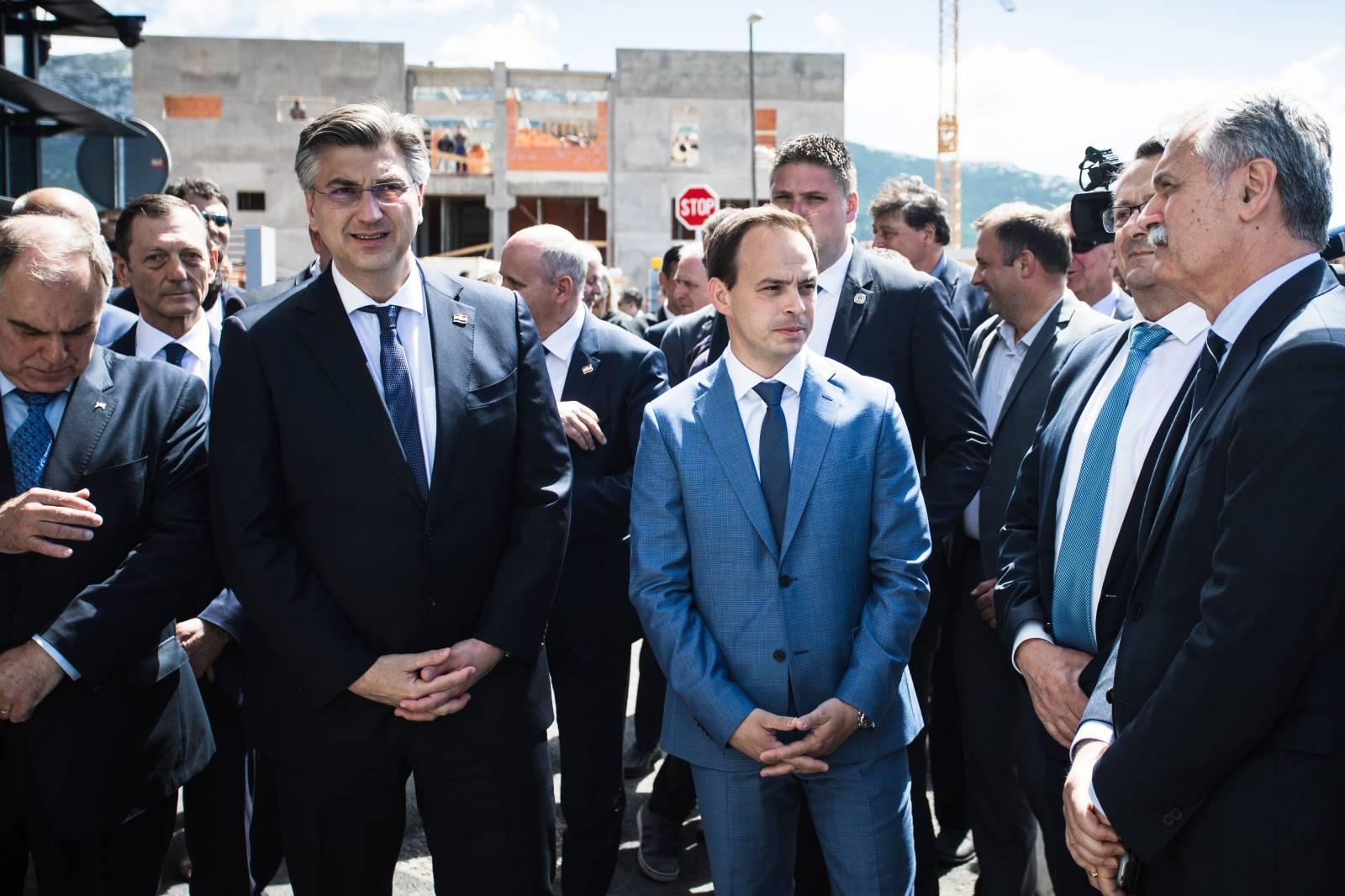 Dugopolje: Otvorenje Galenskog laboratorija Ljekarne Splitsko-dalmatinske županije