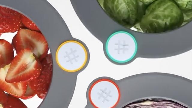 Pametan spremnik javlja kada da iskoristite hranu iz frižidera