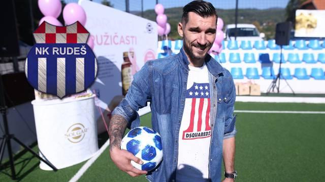 Pokrivač se vratio nogometu: Postao pomoćni trener Rudeša
