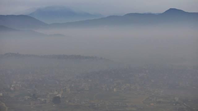 Nepal po prvi put zatvorio škole zbog atmosferskog onečišćenja