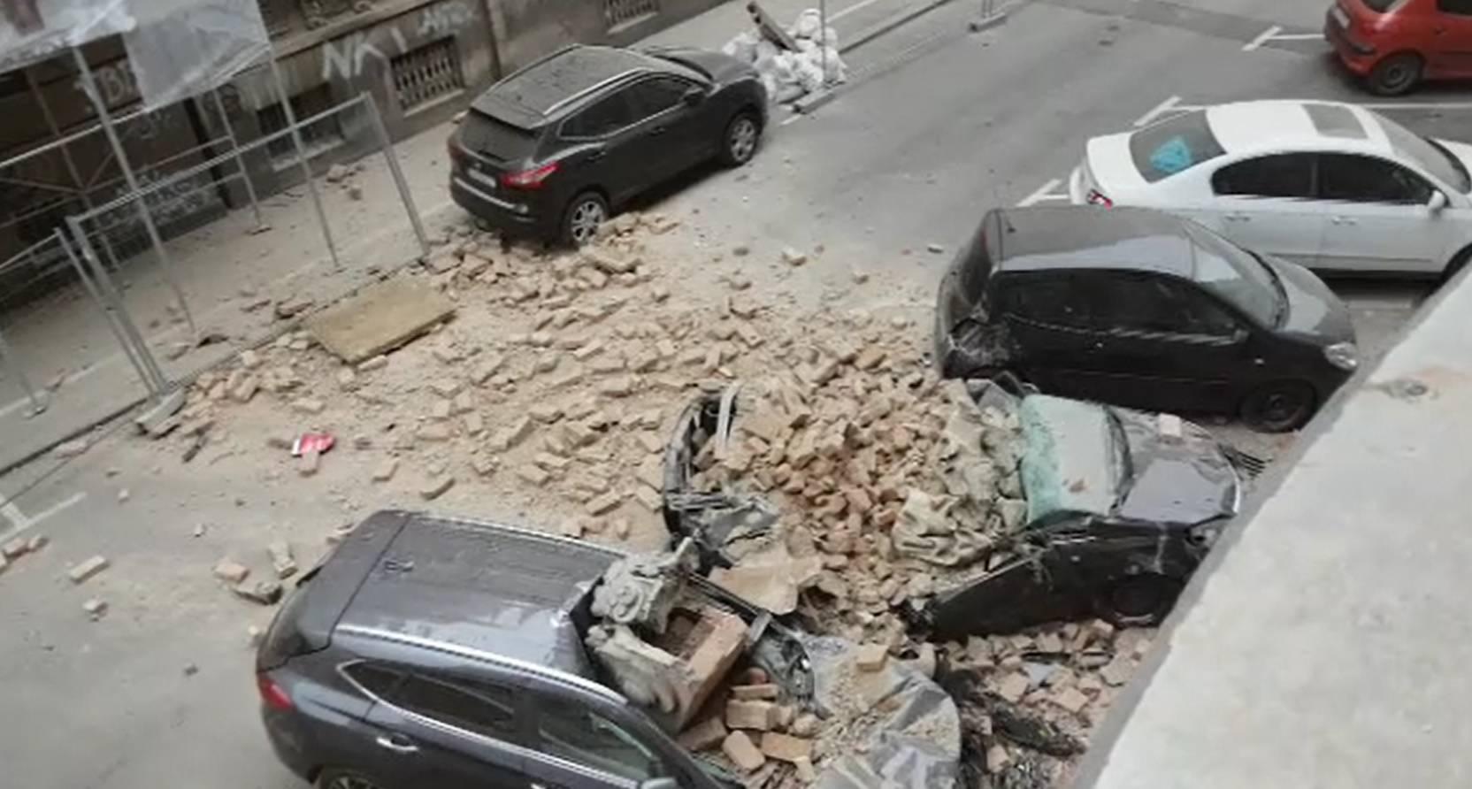 Provjerite si osiguranja, kasko ne pokriva štete od potresa