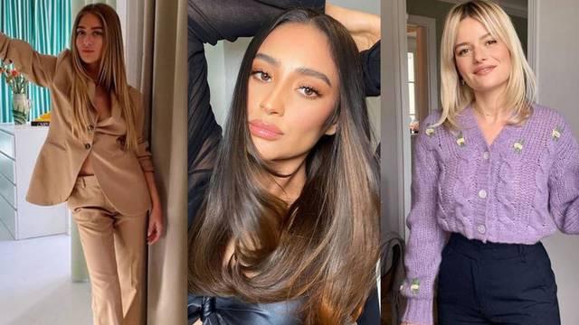 Trend za kraj godine: Kosa koja na vrhovima djeluje repasto