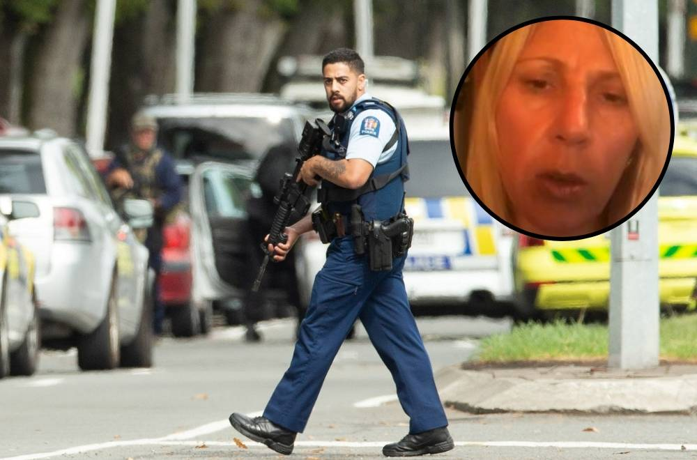 Terorist se u sudnici smijao i pokazivao znak bijele nadmoći